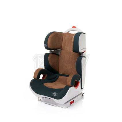 4BABY QUESTO-FIX ISOFIX - BROWN