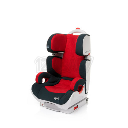 4BABY QUESTO-FIX ISOFIX - RED