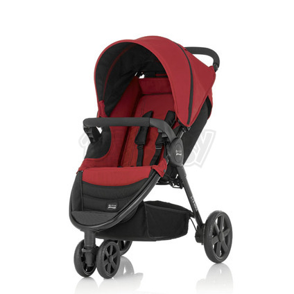 B - Agile 3 - 2013 - BRITAX - Chilli Pepper