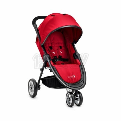 BABY JOGGER - City Lite RED