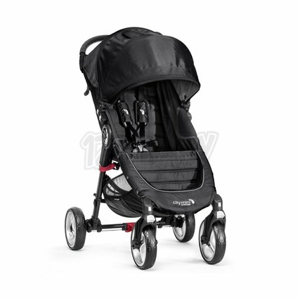 BABY JOGGER - City Mini 4 kolesá BLACK/GRAY