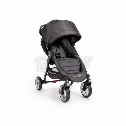 BABY JOGGER - City Mini 4 kolesá CHARCOAL
