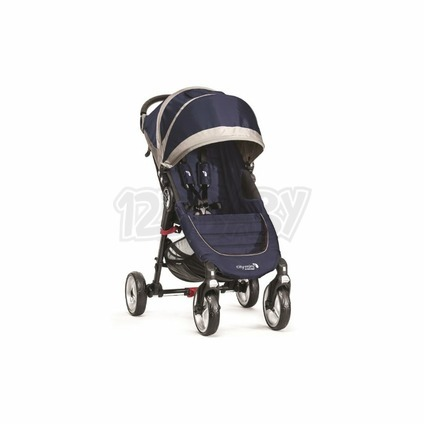 BABY JOGGER - City Mini 4 kolesá COBALT/GREY