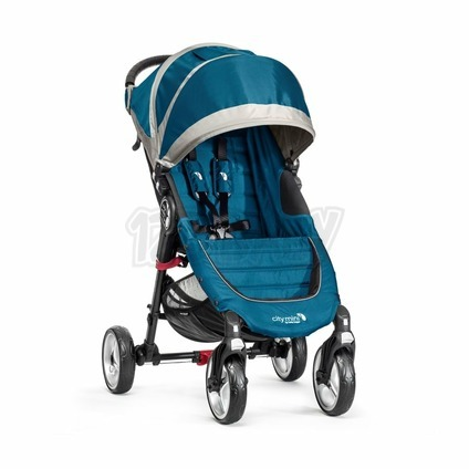 BABY JOGGER - City Mini 4 kolesá TEAL/GRAY