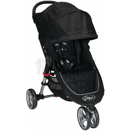 BABY JOGGER - City Mini - Black Gray
