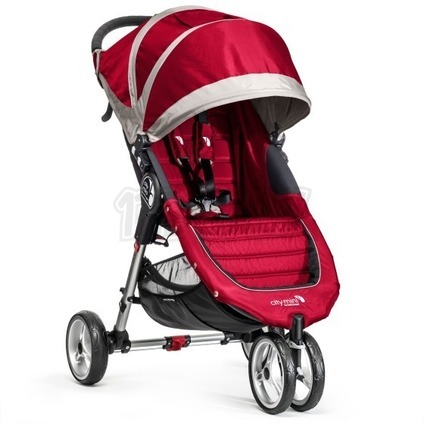 BABY JOGGER - City Mini - Crimson Gray