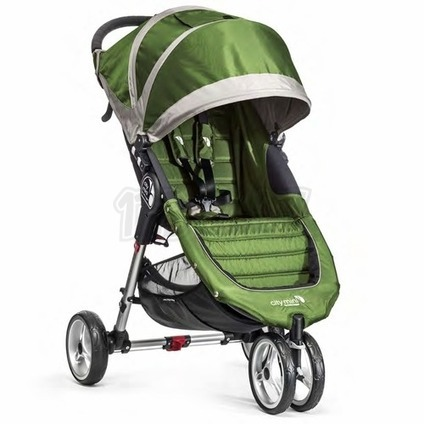 BABY JOGGER - City Mini - Lime Gray