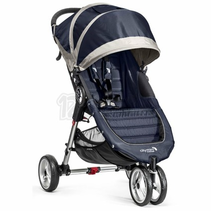 BABY JOGGER - City Mini NAVY BLUE/GRAY