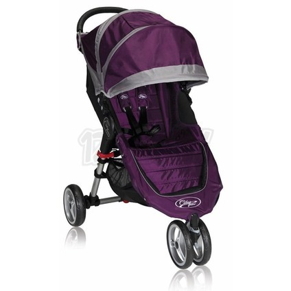 BABY JOGGER - City Mini - Purple Gray