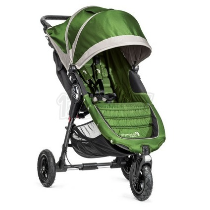 BABY JOGGER - City Mini® GT - Lime/Gray