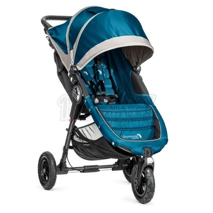 BABY JOGGER - City Mini® GT - Teal/Gray