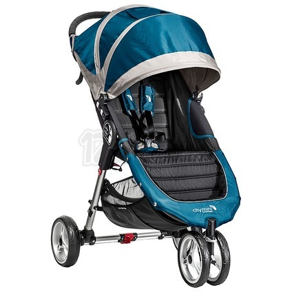BABY JOGGER - City Mini - Teal Gray