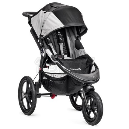 BABY JOGGER - Summit X3 BLACK/GRAY