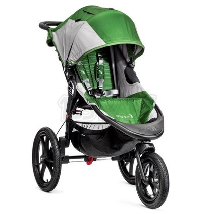BABY JOGGER - Summit X3 GREEN/GRAY