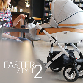 BABY-MERC - Faster 2 Style 2017