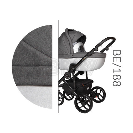 BABY-MERC - Kočík BEBELLO PLUS A* BE/188