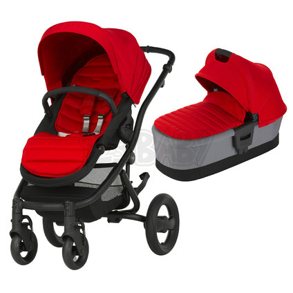 BRITAX AFFINITY 2 - 2017 - FLAME RED