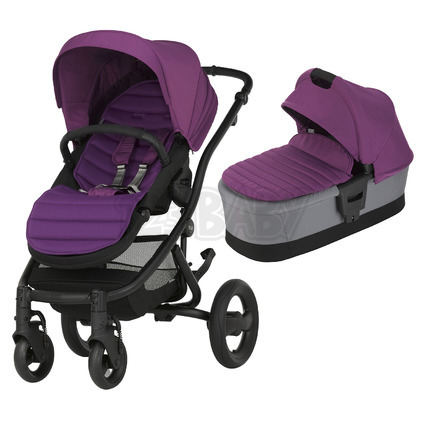 BRITAX AFFINITY 2 - 2017 - MINERAL LILAC