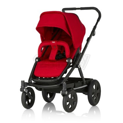 BRITAX GO BIG - Flame red