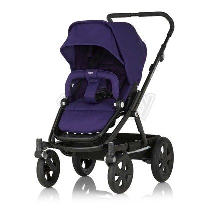 BRITAX GO BIG - Mineral purple