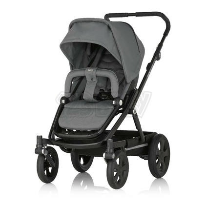 BRITAX GO BIG - Steel grey