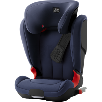BRITAX RÖMER Autosedačka Kidfix XP Black, Moonlight blue