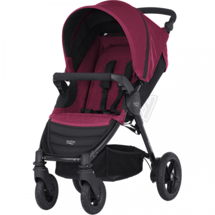 BRITAX RÖMER B-Motion 4, Wine Red