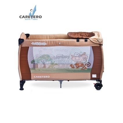 CARETERO Medio brown-beige