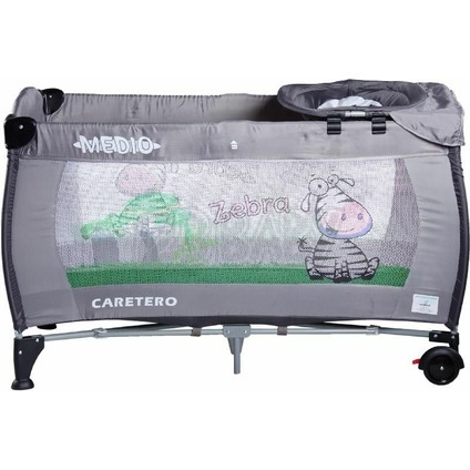 CARETERO - Medio Safari - Grey