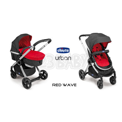 Chicco Urban 2014 - Red Wave