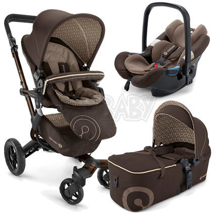 CONCORD -Travel Set Neo AIR + Scout 2015 - Chocolate Brown