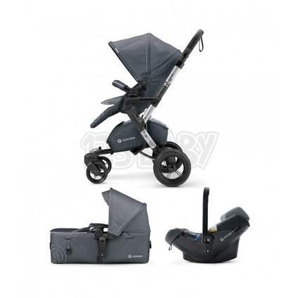 CONCORD -Travel Set Neo AIR + Scout 2016 - Graphite Grey