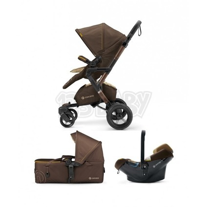 CONCORD -Travel Set Neo AIR + Scout 2016 - Walmut Brown
