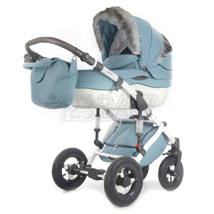 Junama Impulse Eco 2016 - 07 Arctic Blau