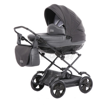Junama Kočík Mini Saphire 02 Anthracite grey