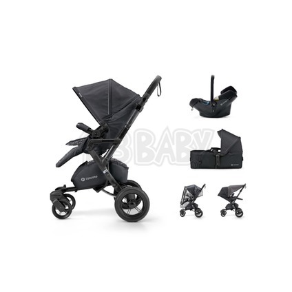 Mobility Set Neo Air.Safe+Scout Cosmic Black Concord 2017