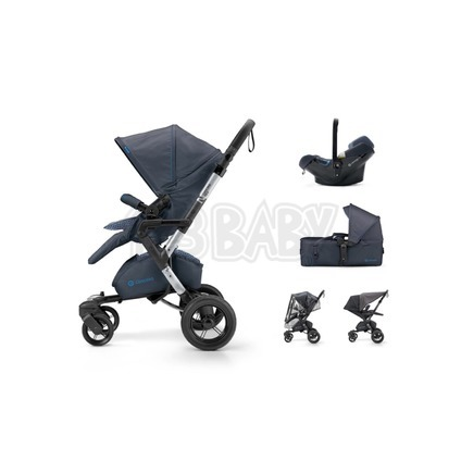 Mobility Set Neo Air.Safe+Scout Deep Water Blue Concord 2018