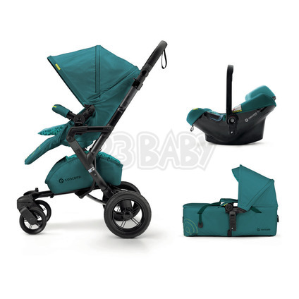 Mobility Set Neo Air.Safe+Scout Scuba Green Concord 2018
