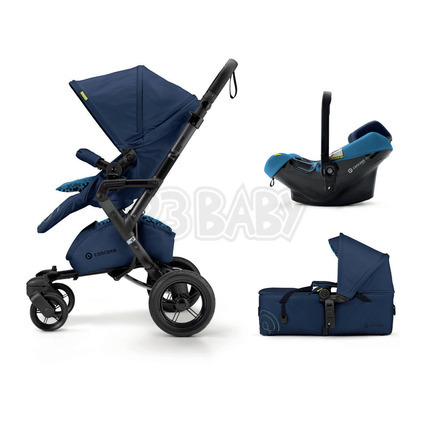 Mobility Set Neo Air.Safe+Scout Snorkel Blue Concord 2018