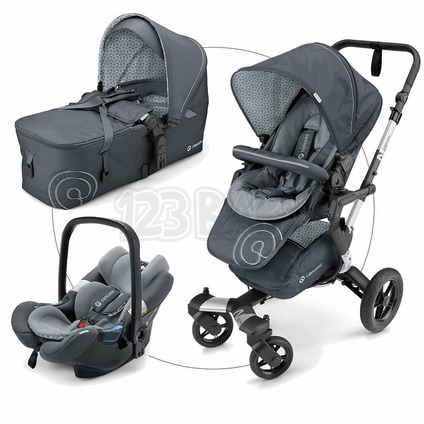 Mobility Set Neo Air.Safe+Scout Steel Grey Concord 2017