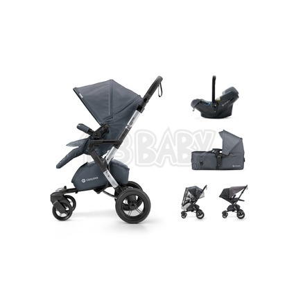 Mobility Set Neo Air.Safe+Scout Steel Grey Concord 2018