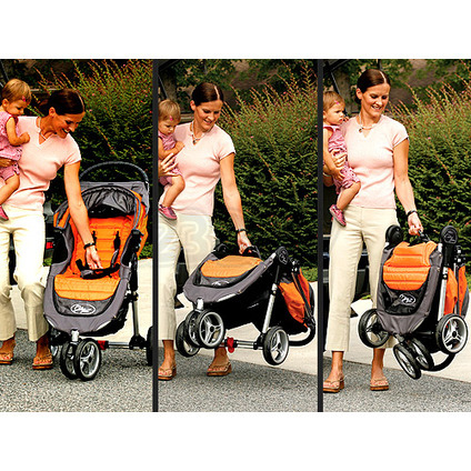PATENT - BABY JOGGER