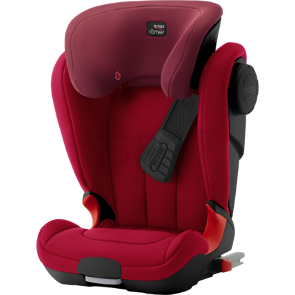 RÖMER Autosedačka Kidfix XP SICT Black, Flame red