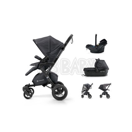 Travel Set Neo Air.Safe+Sleeper Cosmic Black Concord 2017