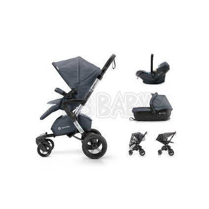Travel Set Neo Air.Safe+Sleeper Steel Grey Concord 2017