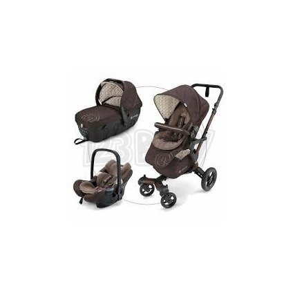 Travel Set Neo Air.Safe+Sleeper Toffee Brown Concord 2017